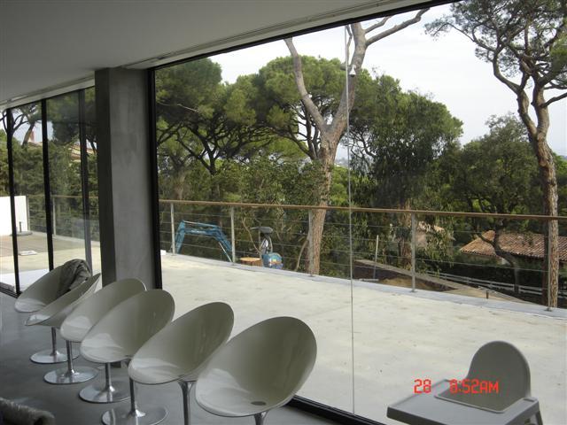 Fenêtre Panoramique Coulissante Grande Dimension Saint Tropez